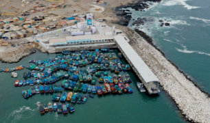 Tacna: Vizcarra inauguró hoy Desembarcadero Pesquero Artesanal