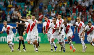 Perú derrotó a Uruguay y pasó a semifinales de la Copa América 2019