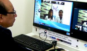 Clínica atenderá de manera virtual a sus pacientes