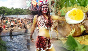 De la selva su tradición: desde Pucallpa todo el calor y alegría de la Fiesta de San Juan