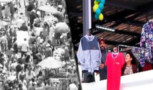 """Conozca """"Las Terrazas"""", el nuevo Mall Fashion del emporio de Gamarra"""