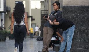 Surco: publican ordenanza que sanciona acoso sexual en espacios públicos