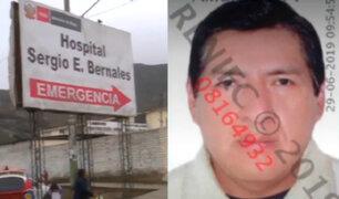 Comas: obrero muere tras ser baleado por presunto sicario