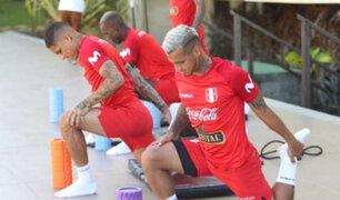 Perú vs. Chile: Selección peruana entrena con miras al 'Clásico del Pacífico'