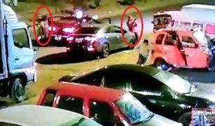 Pachacámac: dos heridos tras feroz balacera en afueras de discoteca