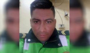 Policía muere tras intervenir a dos jóvenes en Pueblo Libre