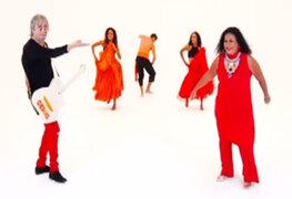 """Pelo D'Ambrosio presenta video con Eva Ayllón """"Pisando Perú"""""""