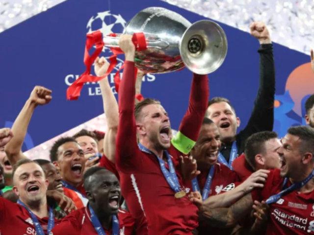 El Liverpool se consagra campeón de la Champions League
