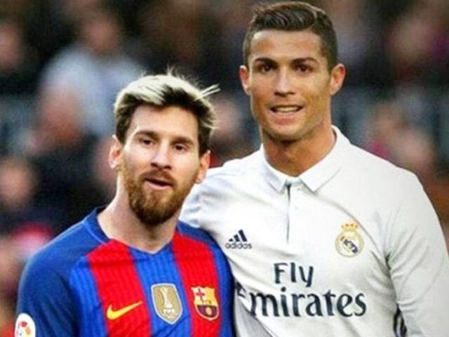 Lionel Messi sobre Cristiano en el Madrid: