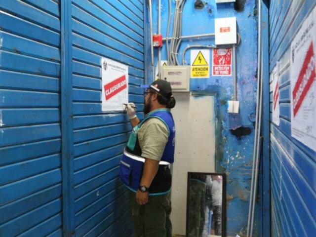 MML inspecciona más de 4 mil locales en Mesa Redonda
