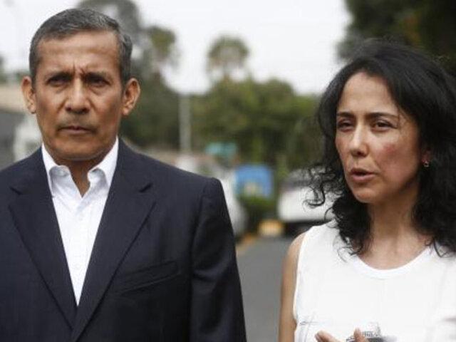 Procuraduría pide que Humala y Heredia paguen S/.20 millones de reparación civil