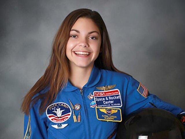 EEUU: una joven de 18 años  se prepara para viajar a Marte