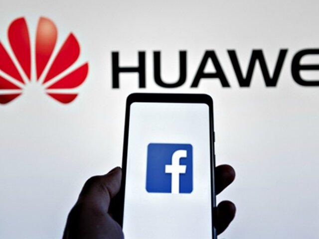 Huawei: nuevos teléfonos no tendrán Facebook, WhatsApp ni Instagram