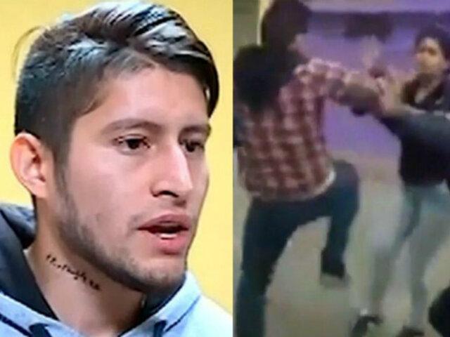 La Molina: joven que golpeó a mujeres da su versión de los hechos