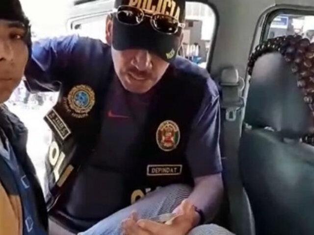 Arequipa: detienen a sujeto que contactó niña por Facebook para abusar de ella