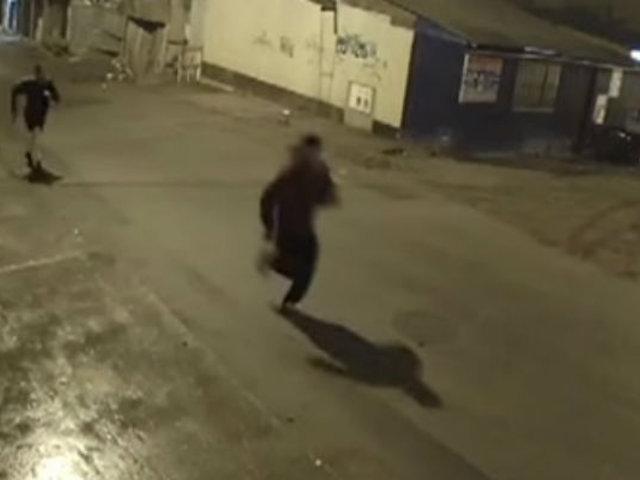 VES: delincuentes ahora roban hasta en las zonas más pobres