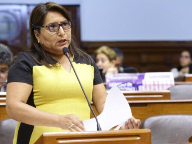Congresista Ananculi ejercerá su defensa ante Comisión de Levantamiento de Inmunidad