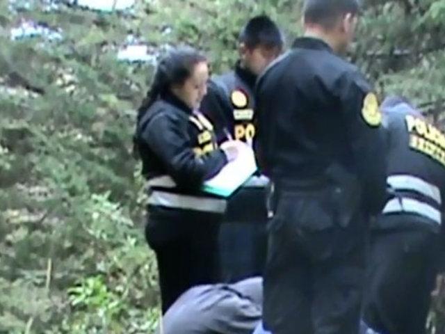 Junín: adolescente fue asesinada en presunto ritual satánico