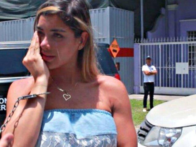Korina Rivadeneira: Municipalidad de Huaral exige 20 mil soles de reparación civil a modelo