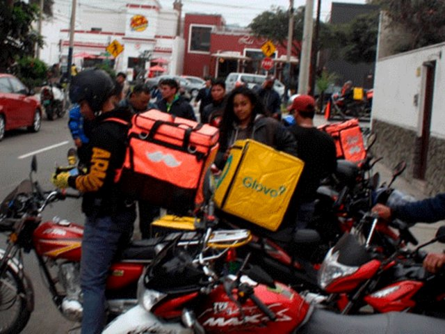 Lima es la ciudad en el mundo que más pedidos hace a este servicio delivery