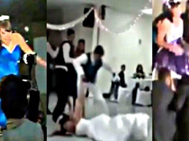 Mira las peores fotografías de quinceañeras que circulan en redes
