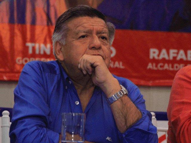 Fiscalía cita a César Acuña por caso  'Los Cuellos Blancos del Puerto'