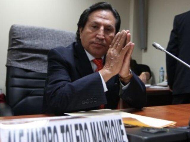 Caso Toledo: ¿Qué necesita la Fiscalía para concretar la extradición del exmandatario?