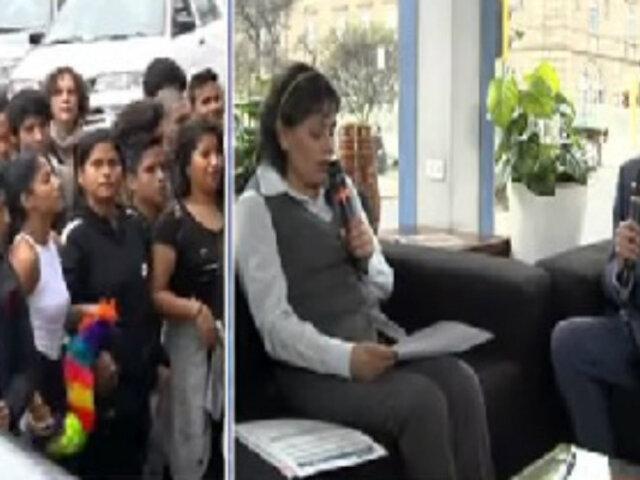 Directora de la Escuela de Folklore brinda sus descargos por denuncia de presuntas irregularidades