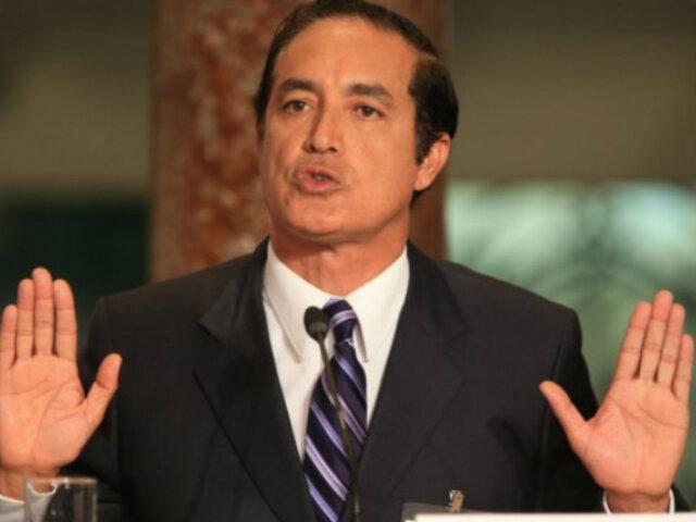 SJL: alcalde rechaza enfáticamente relación alguna con Sierra
