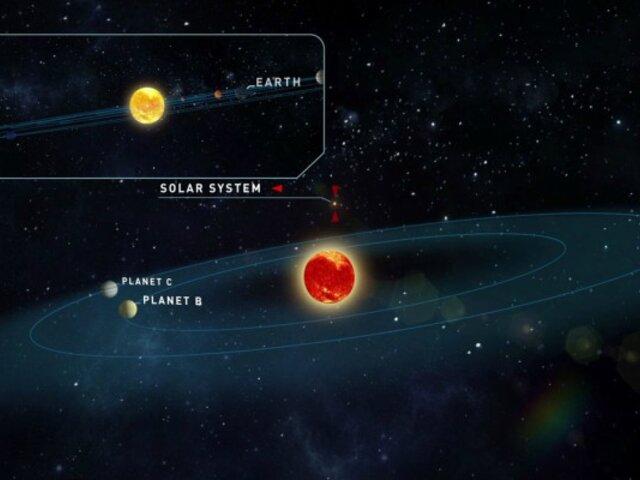 Descubren dos planetas similares a la Tierra que podrían albergar vida