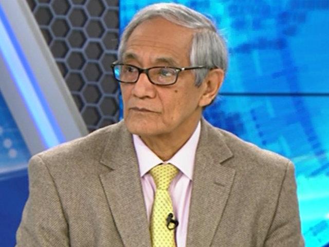 González Izquierdo explica por qué la economía peruana creció apenas 0.02% en abril