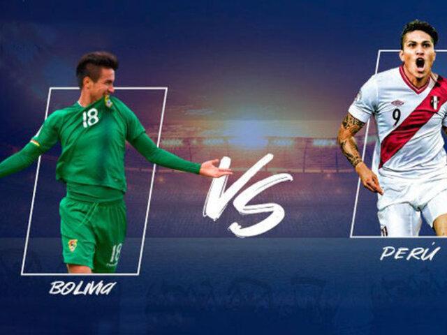 Copa América 2019: Perú vence 3-1 a Bolivia en el estadio Maracaná