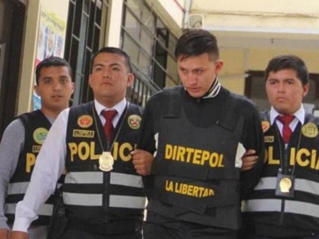 'Gringasho' pasará 10 años en prisión por tenencia ilegal de armas