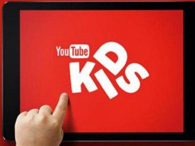 YouTube trasladaría todos sus contenidos infantiles a su versión para niños