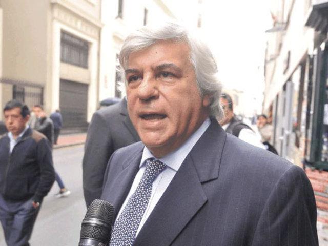 Elecciones 2021: Fernando Olivera y su plancha presidencial quedan fuera de carrera