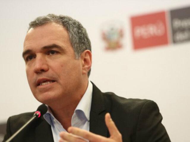 """Salvador del Solar: """"no hay presos políticos en nuestro país"""""""