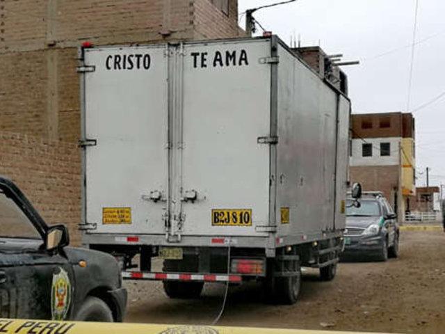 El Agustino: PNP reduce a balazos y captura a delincuentes que robaban furgoneta
