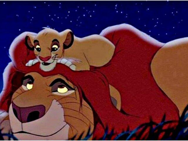 El Rey León: captan a Mufasa y Simba de la vida real
