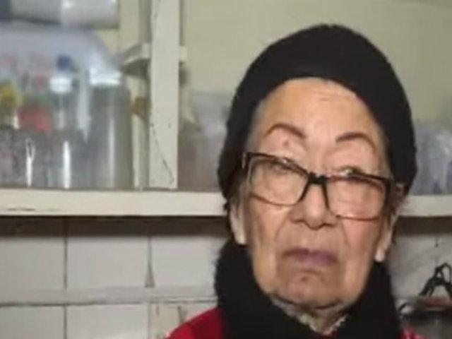 Anciana denuncia a su sobrina de estafa por apoderarse de un nicho que compró