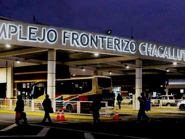 Cierre de frontera con Chile por pandemia genera pérdidas por millones de dólares