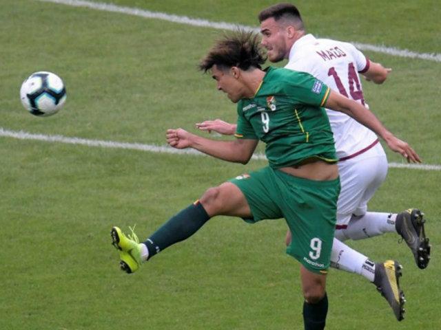 Bolivia volverá a vivir el fútbol desde el 28 de noviembre