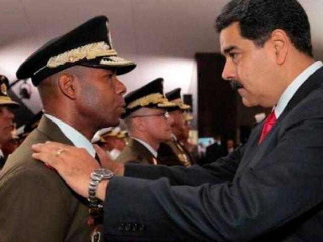 Exjefe de Inteligencia de Venezuela huyó a EE.UU y declaró contra gobierno de Maduro