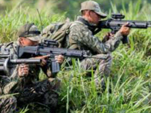 Vraem: ataque terrorista dejó tres soldados heridos