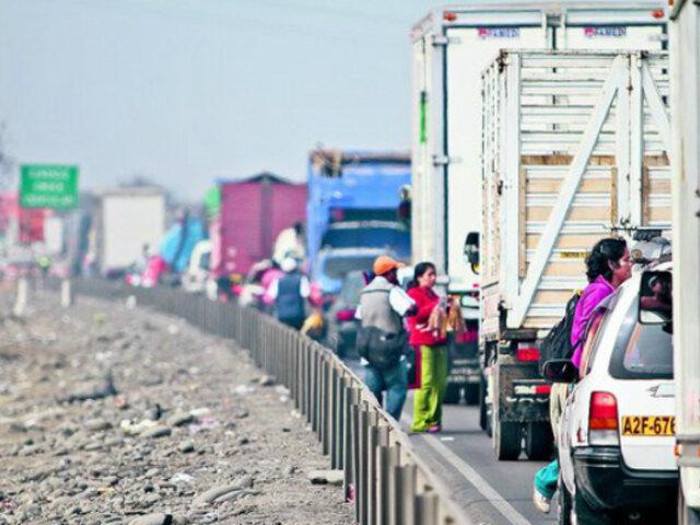 Jorge Muñoz: diseño de autopista Ramiro Prialé está mal hecho