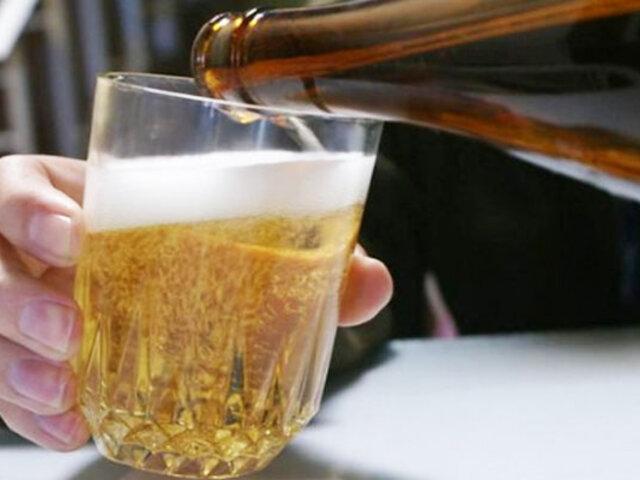 La OMS advierte que consumir bebidas alcohólicas aumenta el riesgo de contraer el coronavirus