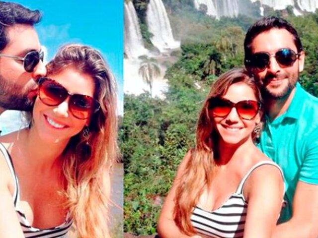 ¿Alexandra Hörler y Luis Castañeda terminaron su relación?