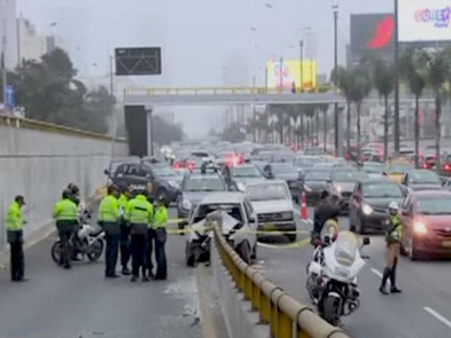 Colectivos: servicio de transporte informal se ha convertido en causante de graves accidentes