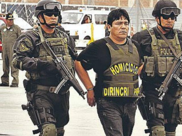 Responsabilizan al PJ, INPE y PNP por fuga de sicario 'Goro'