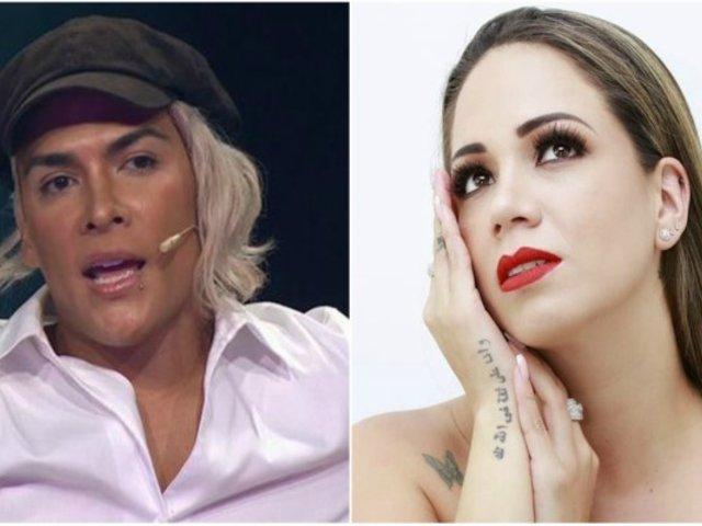 ¿Melissa Klug y el 'Zorro Zupe' se juntaron para hablar sobre Yahaira Plasencia?