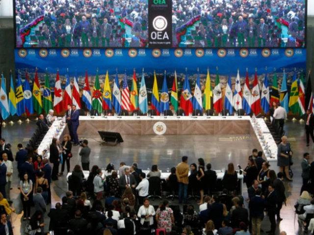 Colombia: OEA presenta informe sobre la crisis en Venezuela